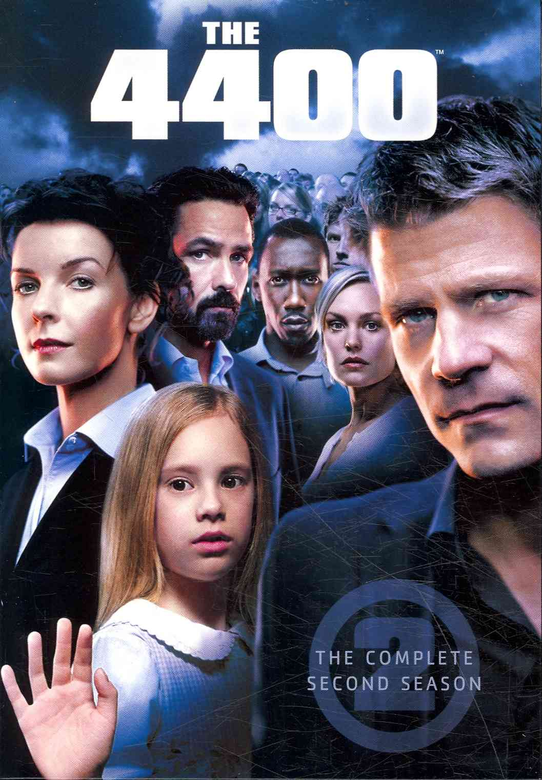 4400:COMPLETE SECOND SEASON BY 4400 (DVD)